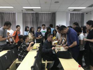 13 giugno 2019, Beijing Universita' di Lingua e Cultura